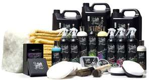 Auto Finesse car cleaning detailing range 44% off plus additional 15% off using code BANK15 at carparts4less Shampoo clay wax polish snow foam