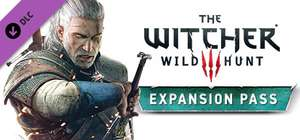 The Witcher 3: Wild Hunt - Expansion Pass (PC) £9.99 (£9.39 with CDKeys top up) @ Steam
