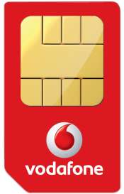 Vodafone SIMO - Unlimited Minutes, Unlimited Texts, 8GB 4G Data, 12 mo contract w/ £99 Cashback via redemption (Dropping monthly to possible £8.75!) @ e2savemobiles