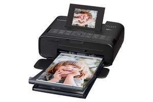 Canon Selphy CP1200 - Photo Printer - Dye Sublimination Printer £81.39 (inc. Delivery) @ VIKING + £10 cashback