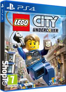 [PS4] Lego City Undercover - £19.85 - Shopto