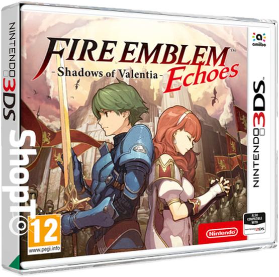 [Nintendo 3DS] Fire Emblem Echoes: Shadows of Valentia - £19.85 - Shopto