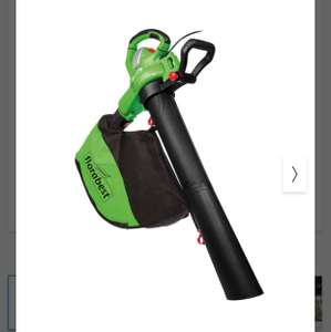 Florabest 3-in-1 Electric Leaf Blower £39.99 @ Lidl