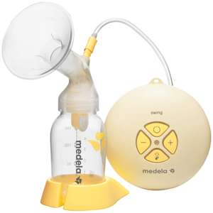 Mandela swing electric breast pump £89.99 @ John lewis