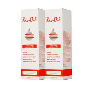Bio Oil 2x200ml £19.18 at Costco from 4th Sept
