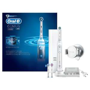 Oral-B Genius 8000 Electric Rechargeable Toothbrush - £78.99 on Amazon
