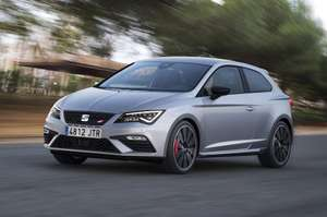 Seat Leon Cupra 300 - £249pm (1+23 Lease), 8KPA, £180 admin @ Seat Warrington