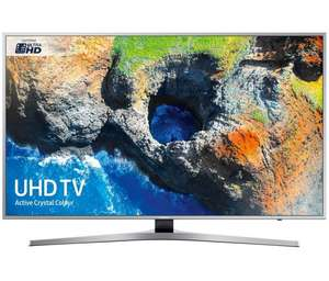 Samsung 55 inch 4K Ultra HD Smart HDR LED TV TVPlus UE55MU6400 and soundbar, wireless sub and UHD blu ray player (With possible £500 cashback) £749 @ Richer Sounds