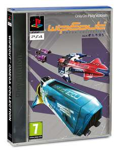 [PS4] WipEout Omega Collection - £17.86 - Shopto