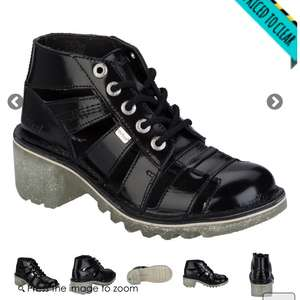 Kickers Womens Kopey Hi Boots £8.98 reduced from £84.99 plus discount and £3.95 delivery @ getthelabel