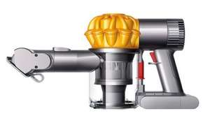 Dyson V6 Top Dog Handheld Vacuum Cleaner (Brand New) 2 Year Guarantee - £129.99 - eBay/Dyson (Also direct from Dyson)