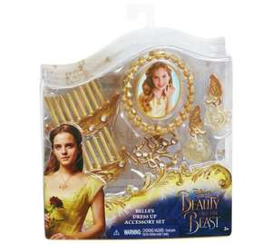 Disney Beauty and the Beast Dress up Accessory Set £3.99 in Argos or with a £20 spend on Amazon