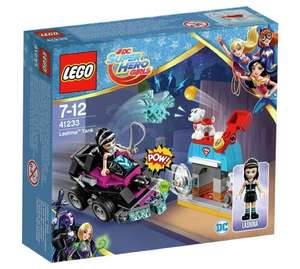 Lego DC Superhero Girls 41233 £5.99 in Argos Clearance