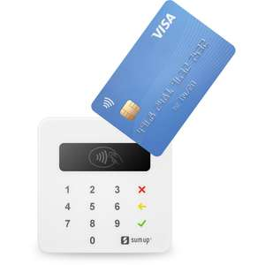Sum Up Card Reader £22.80 Staples £26.28 if not spending more than £50