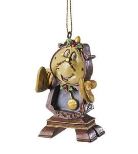 Disney Hanging Ornaments incl. Mrs Potts And Chip Disney Hanging Ornament - Buy 2 for £14.99  /  3 for only £19.99 + £10 Off £30 spend or Free delivery w/code at Studio