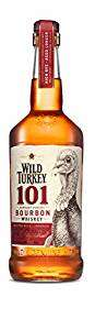 Wild Turkey 101 70cl RRP £35, £26.99 and free delivery on Amazon