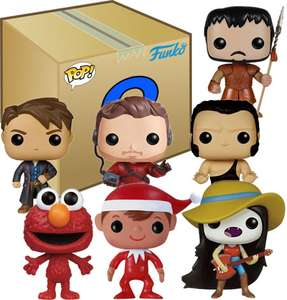 Funko Pop! Vinyl Figure Mega Bundle No. 002 - 36 Pack £119.99 @ Forbidden Planet