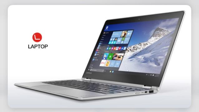 Lenovo Yoga 710-11 2 in 1 Laptop £349.99 at Lenovo