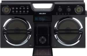 Bush Boombox With iPod Docking Station  £22.45  Argos eBay Store