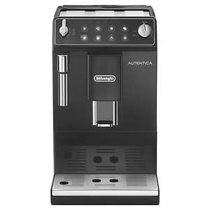 De'Longhi Autentica Bean to Cup Machine £250 John Lewis