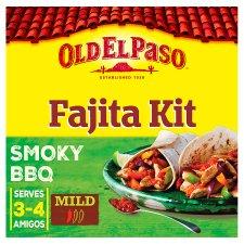 OLD EL PASO SMOKY BBQ KIT £1.75 DOWN FROM £3.19 - at tesco!
