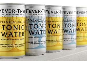 Fever Tree Naturally Light Tonic Water 8 x 150ml  £3.50 Morrisons
