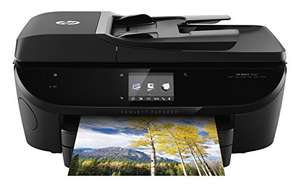 HP 7640 Envy e-All-in-One Printer + start up inks (Instant Ink Compatible)  was £136.52 now £81 @ Amazon (Prime Exclusive) / John Lewis (2 year guarantee)
