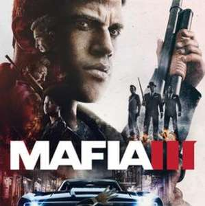 Mafia III Deluxe PS4 on PS Store £24.99