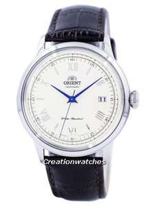 Orient Bambino Automatic Dress Watches - several models from £98 - Creation Watches Free shipping
