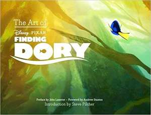 The Art Of Finding Dory (hardback book) - £10.49 delivered @ Amazon