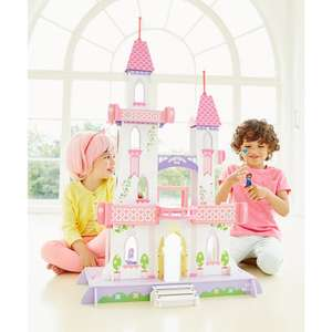 50% Off Selected Toys + Free C+C @ ELC / Mothercare ie Rosebud Fairy-tale Palace was £80 now £40  /  Happyland Pirate Ship was £60 now £30 + More