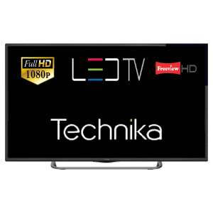 "Technika 40G22B 40"" 1080p TV (Refurb/Returns) - £159 @ Tesco Outlet (eBay)"