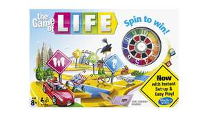 The Game Of Life £2.30 Asda Glasgow Fort