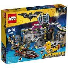 LEGO Batman Movie Batcave Break-in 70909  at Tesco £65.59 rrp £109.99