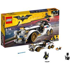 Lego Batman Penguin Artic Roller - £19.30 (Prime / £23.95 non Prime) @ Amazon