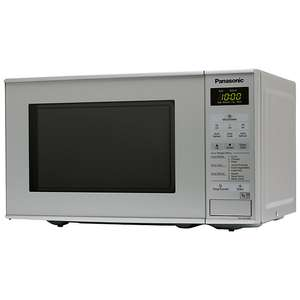 Panasonic NN-E281M Microwave Oven, Silver £35.75 (C+C) £39.25 (Delivered) @ John Lewis