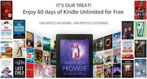 2 Months of Kindle Unlimited Subscription for Free @ Amazon (Prime)