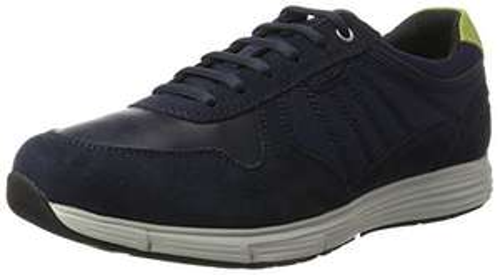 Geox men's uomo trainers navy from £25.50 @ Amazon