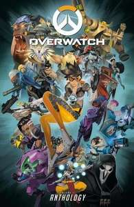 Overwatch: Anthology Volume 1 Hardcover Amazon £11.89 Prime pre order