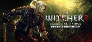 The Witcher 2 Assassins of Kings Enhanced Edition - Steam Store - £2.24