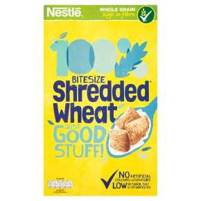 Nestle Shredded Wheat Bitesize 750g £1.31 @Waitrose w/MyWaitrose card