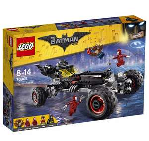 LEGO Batman Movie The Batmobile 70905 £37.60 @ Tesco direct