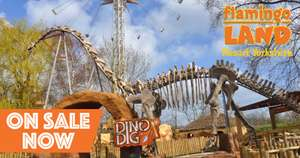 Flamingoland Family Voucher £60