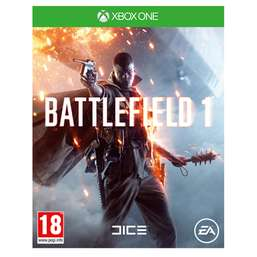 Battlefield 1 Xbox One £17.99 @ Game