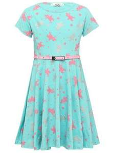 25% Off ALL Full Price Items inc Character Shop PLUS FREE Worldwide Delivery with code + upto 70% Off Sale + Free Standard Delivery @ M&Co (prices start from 90p Del - Unicorn Dress in Pic now £10 Del)
