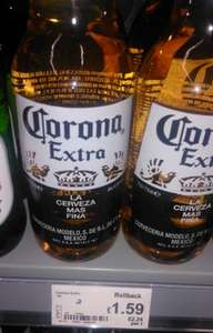 710ml Bottles of Corona Extra - £1.59 instore @ Asda