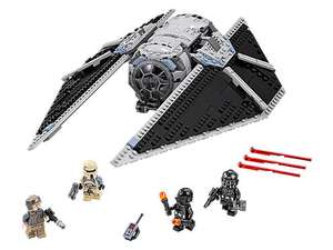 Lego Star Wars sets reduced tie striker £40 at boots.com