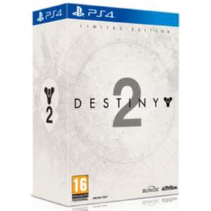 Destiny 2 Limited Edition in stock at GAME and Shopto