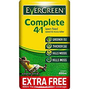 Evergreen complete 4 in 1 400m2 only £4 @ Asda - Lancaster