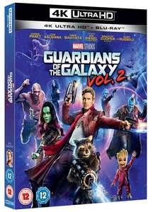 Guardians of the Galaxy: Vol. 2 (4K Ultra HD + Blu-ray + Digital Download) [UHD] Zoom.co.uk £21.59